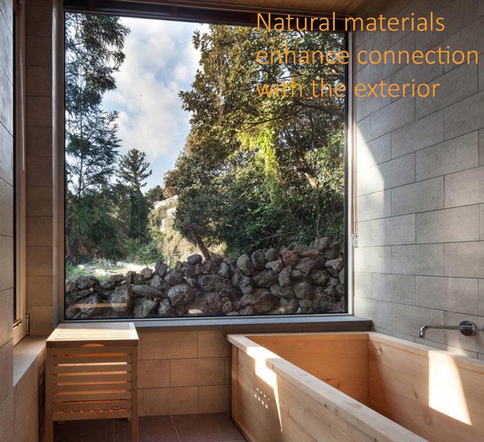 Zen-Like Bathroom - Power in Simplicity - Your Modern Cottage on spa feel bathroom designs, spa like bathroom designs, black and white bathroom designs,