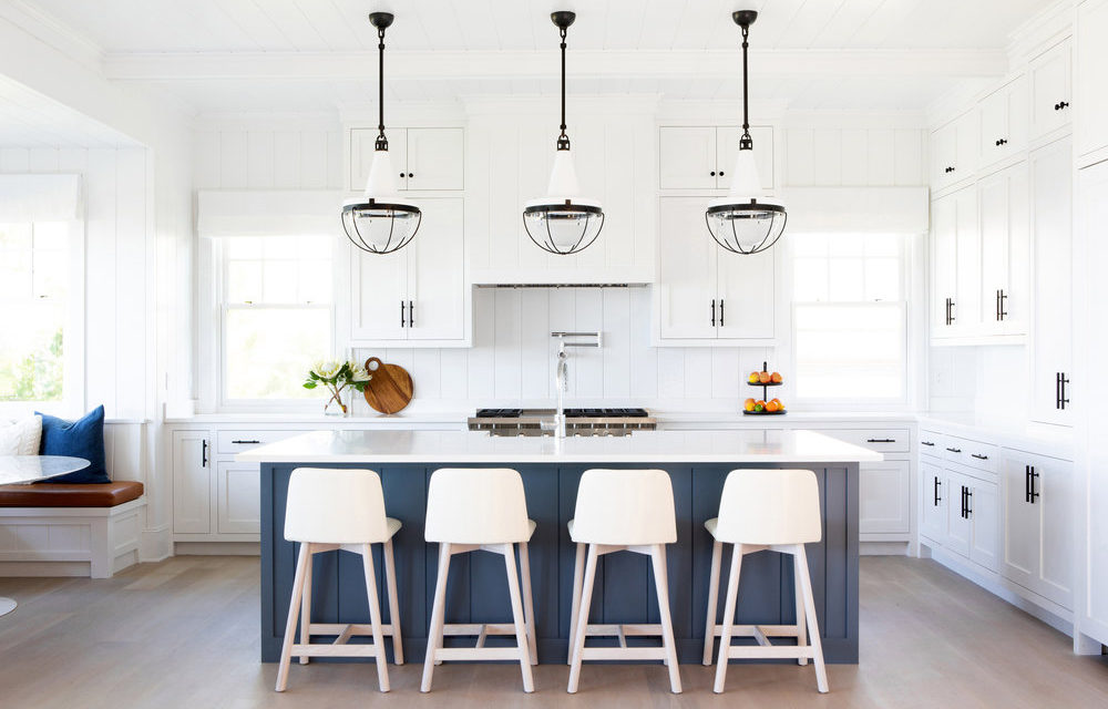 Timeless Kitchen with a Modern Spin