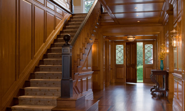 Design Exploder – A Classic Entry Hall