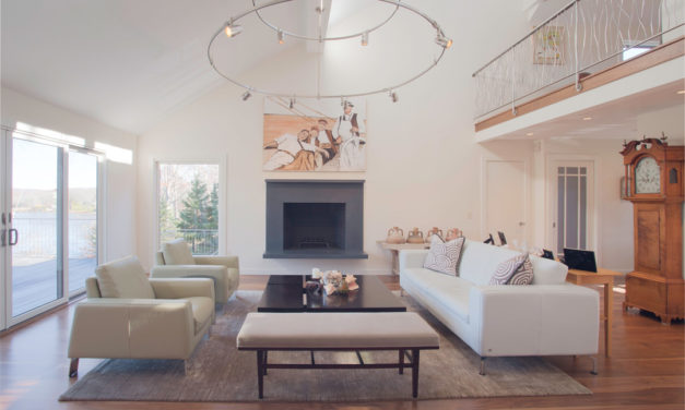 Before & After: A Riverfront Home Refreshed