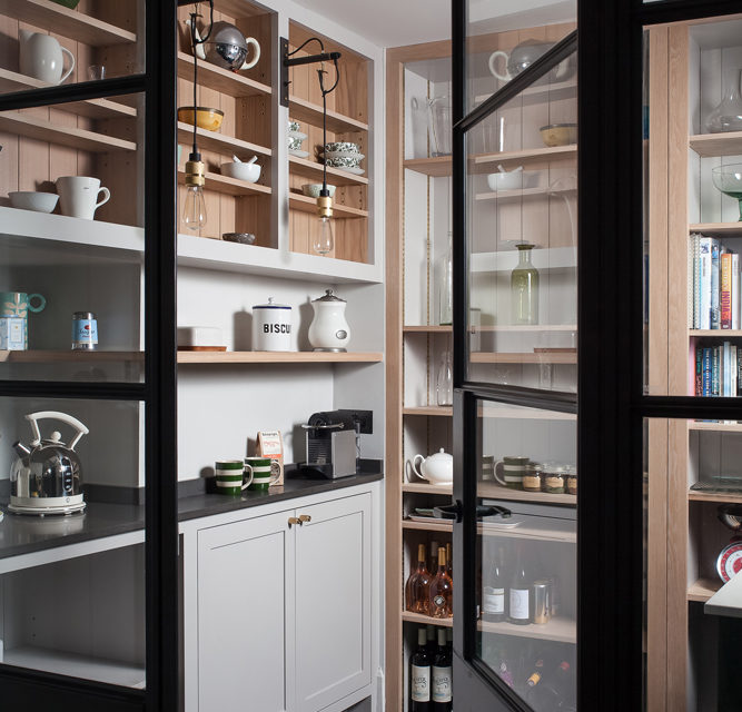 How to Create a Pantry