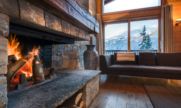 9 Cozy Fireplace Designs to Warm Your Heart