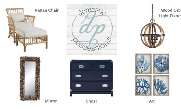 Domestic Possessions for Your Modern Cottage