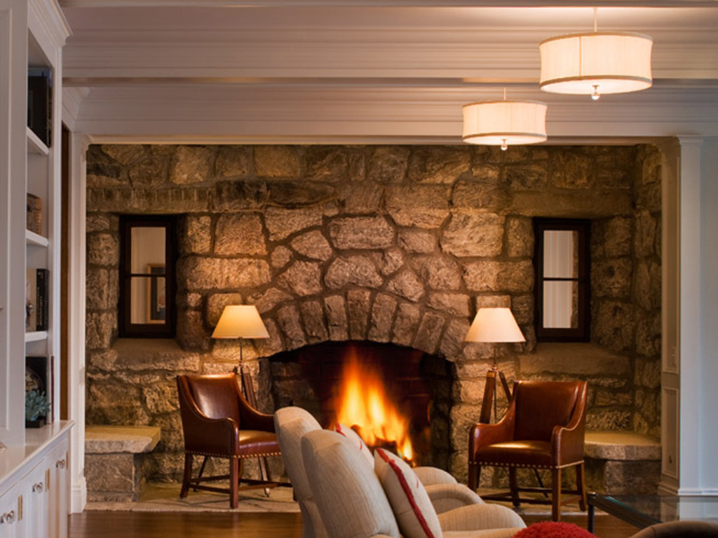 9 Cozy Fireplace Designs To Warm Your Heart Your Modern Cottage
