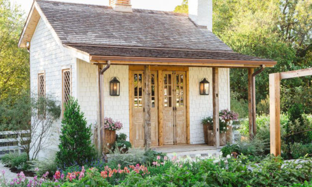 12 Potting Shed Ideas to Inspire Your Green Thumb