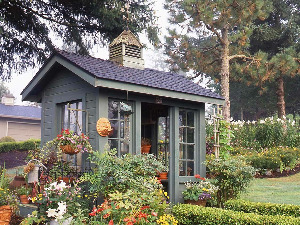 12 Potting Shed Ideas To Inspire Your Green Thumb Your Modern Cottage