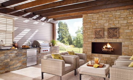 Why Outdoor Kitchens Are Topping Homeowners' Wish Lists