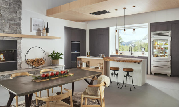 Epitome of Cool: Sub-Zero's Bold New Look for Any Kitchen