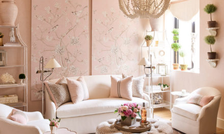 "Behind the Scenes: Holiday House Hamptons ""Her Sanctuary"" Design"