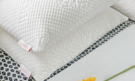 A Sustainable, Rejuvenating Pillow for Your Modern Cottage
