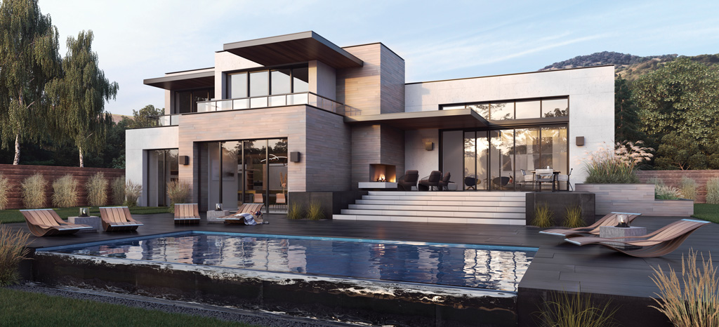 Love of Modern Design On the Rise in the Northeast