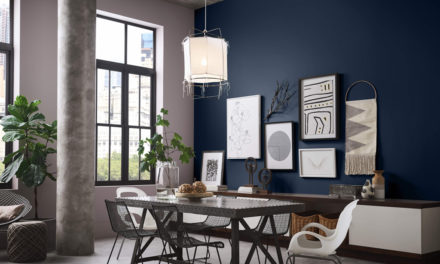 Look to Sherwin-Williams' Color Naval to Guide Next Generation of Design