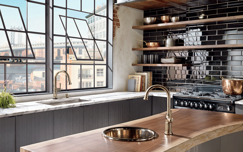 The Perfect Kitchen Update Part 1: Your Faucet