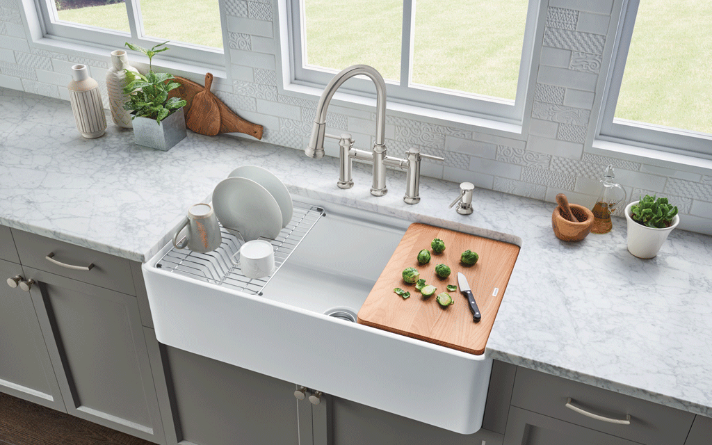 The Perfect Kitchen Update Part 2: Your Sink