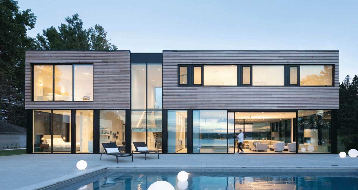 A Contemporary Home Design Teaches Us About Modern Design Elements