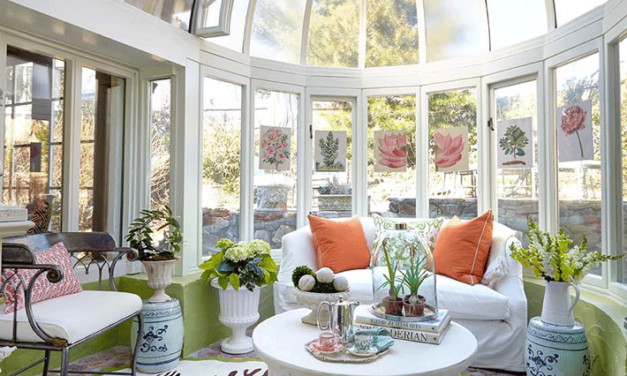 How to Create a Conservatory
