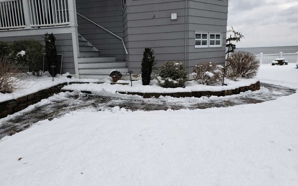 Care for The Winter Garden: Snow & Ice