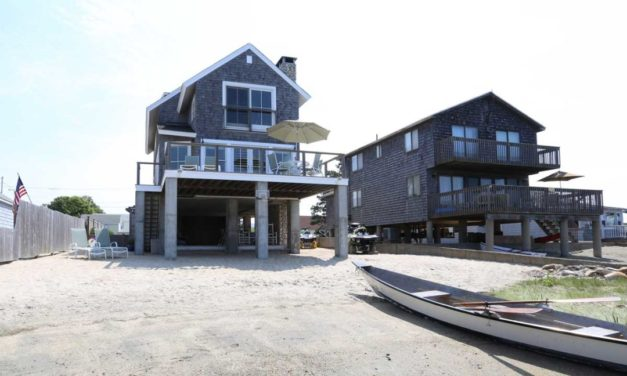 Coastal Architecture: Utilize the Space Below