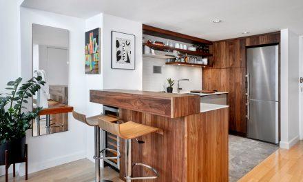 Kitchen & Bath Renovation Renews Work/Life Balance