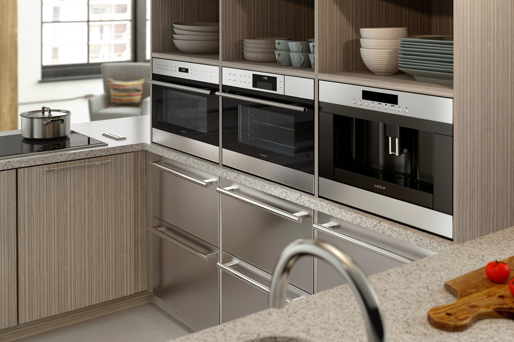 Have You Considered A Convection Steam Oven Your Modern Cottage