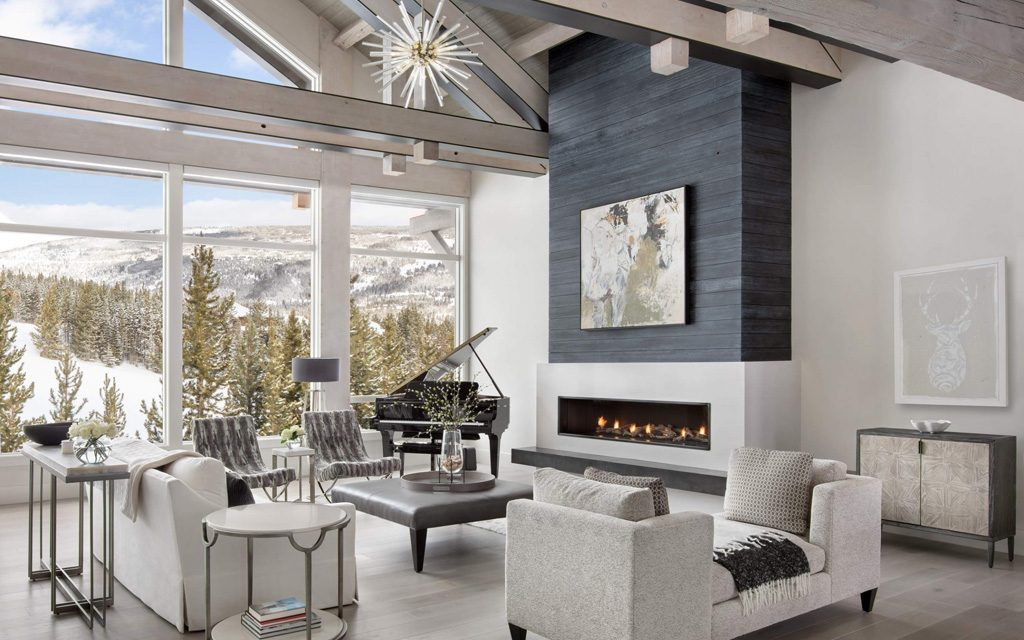 10 Cozy Modern Fireplaces that Warm our Hearts