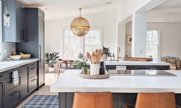 How to Design a Kitchen For Living