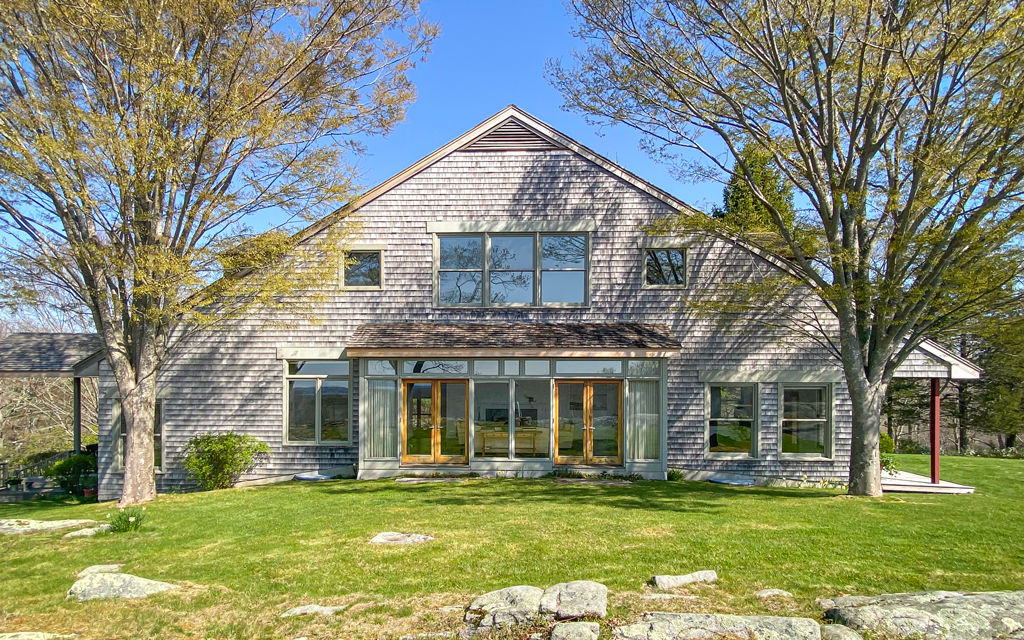 A Weekend Retreat in Connecticut